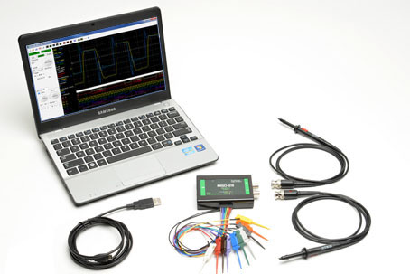 Windows Oscilloscopes|MSO-28