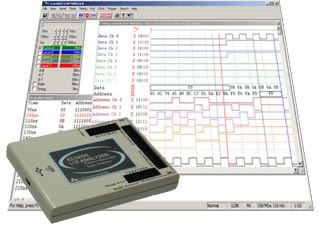 MSO-9212 Mixed Signal Analyzer with Windows software